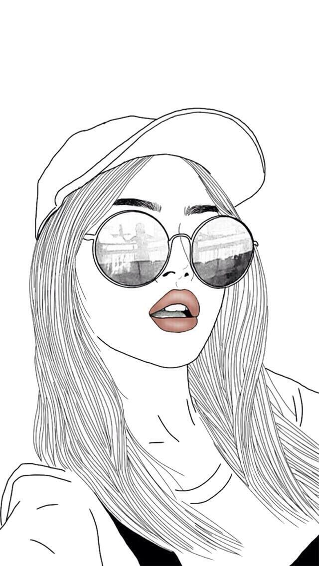 Pin by Darlene Rodriguez on Drawings | Tumblr drawings ...