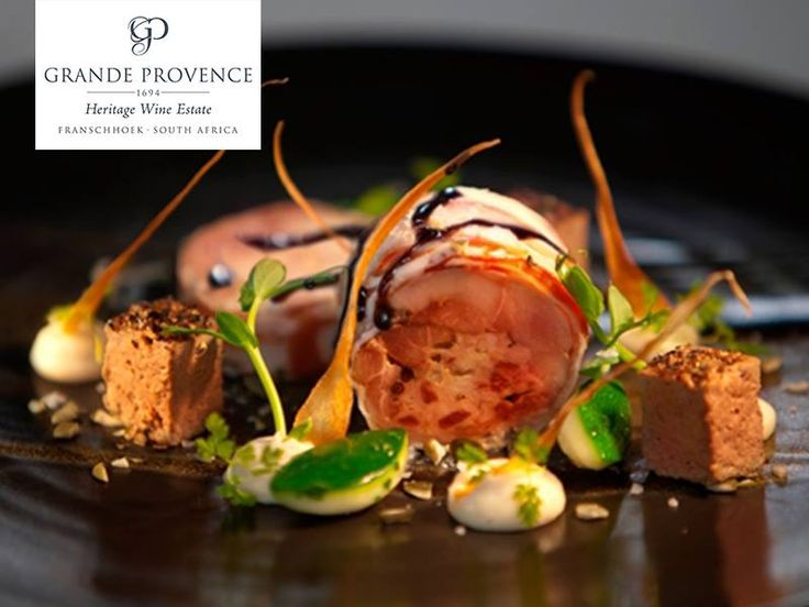 Menus at Grande Provence Restaurant showcase the freshest and best quality seasonal produce and are created especially to reflect this strongly held philosophy.