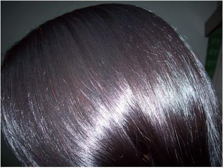 Lavandine: Indigo-colorant natural negru pentru par