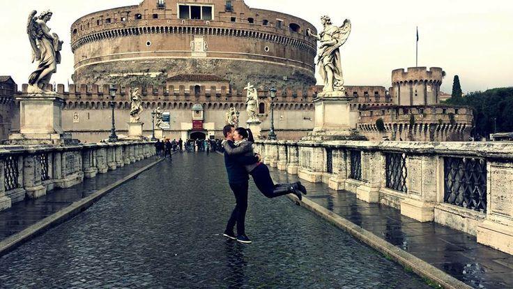 Love in Rome :))