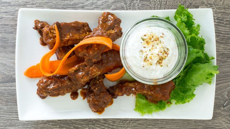 Slow Cooker Stampede BBQ Ribs