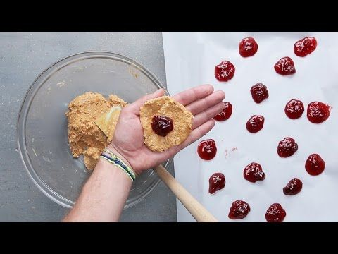 These Jam-Stuffed Peanut Butter Balls Are The Perfect Treat