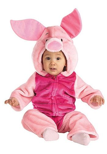 5 Most Wanted Halloween Beanie Babies Costumes & What To Consider  - Halloween can't get cuter than with the most wanted Halloween Beanie Babies costumes. At present, there are numerous valuable Beanie Babies characters... -  toddler-plush-piglet-costume .