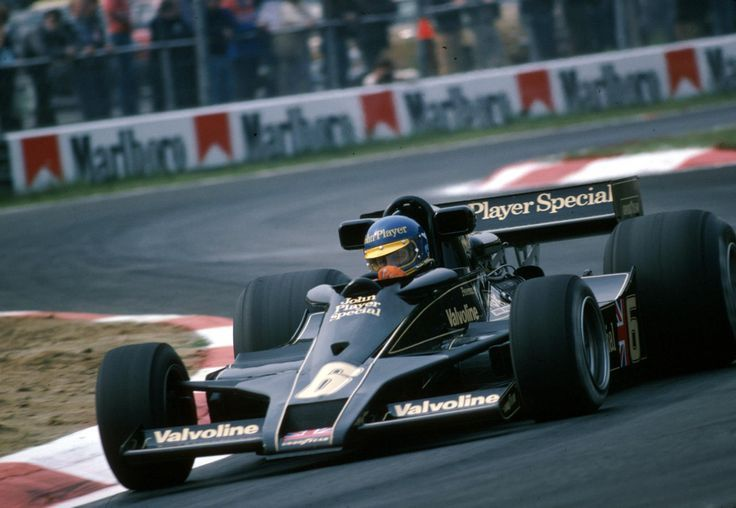 Ronnie Peterson Lotus - Ford 1978 Zolder - I was there !