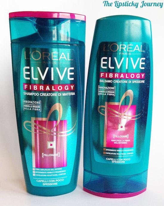 [ NUOVO POST ONLINE ]  Amplificate lo spessore dei vostri capelli lisci con il nuovo trattamento #Fibralogy di L'Oréal Paris