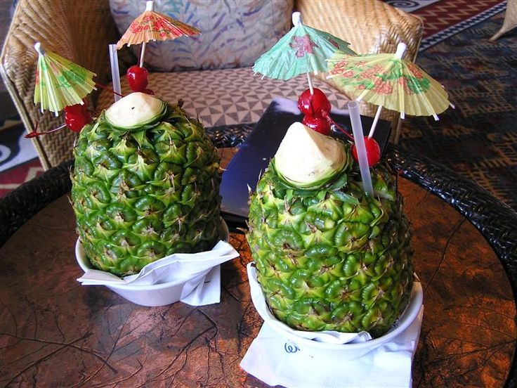 Polynesian Lapu Lapu Recipe - Tambu Lounge, Polynesian Resort - #1 most popular drink in WDW