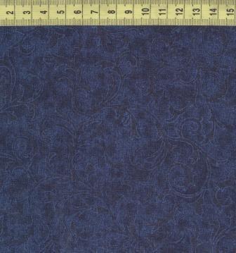 Синяя палитра с веточками 0691-9