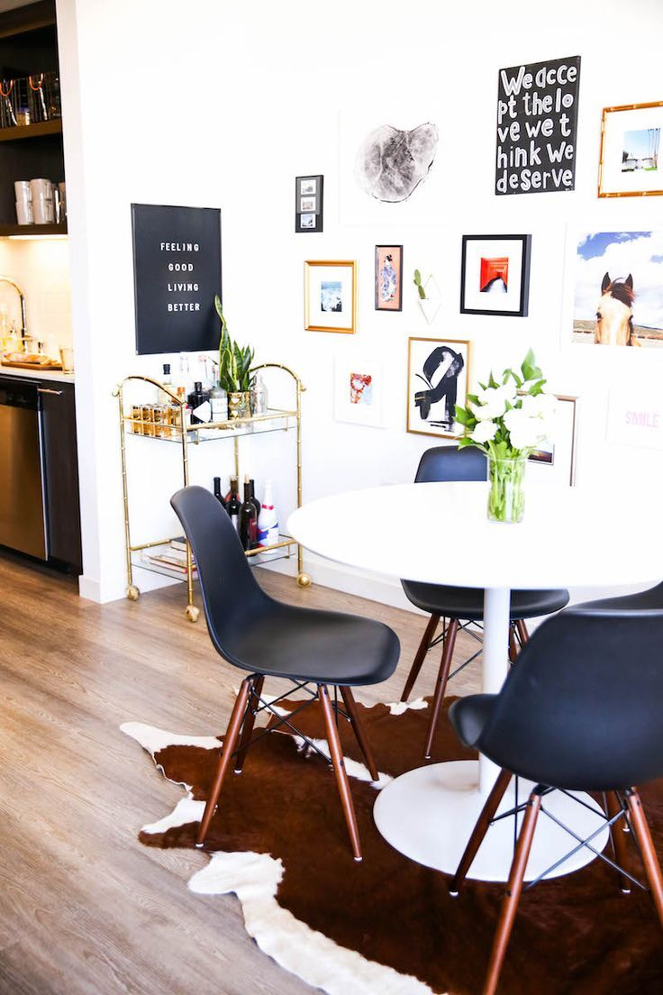 Eames eiffel chair dining room - Best 25 Black Eames Chair Ideas On Pinterest Eames Dining Chair Eames Chairs And Eames