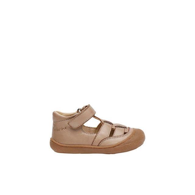 Naturino Sandalias De Beb Eacute Ni Ntilde O Naturino De Piel Con Velcro Zapatos Para Niñas Sandalias Para Bebe Zapatos De Bebé