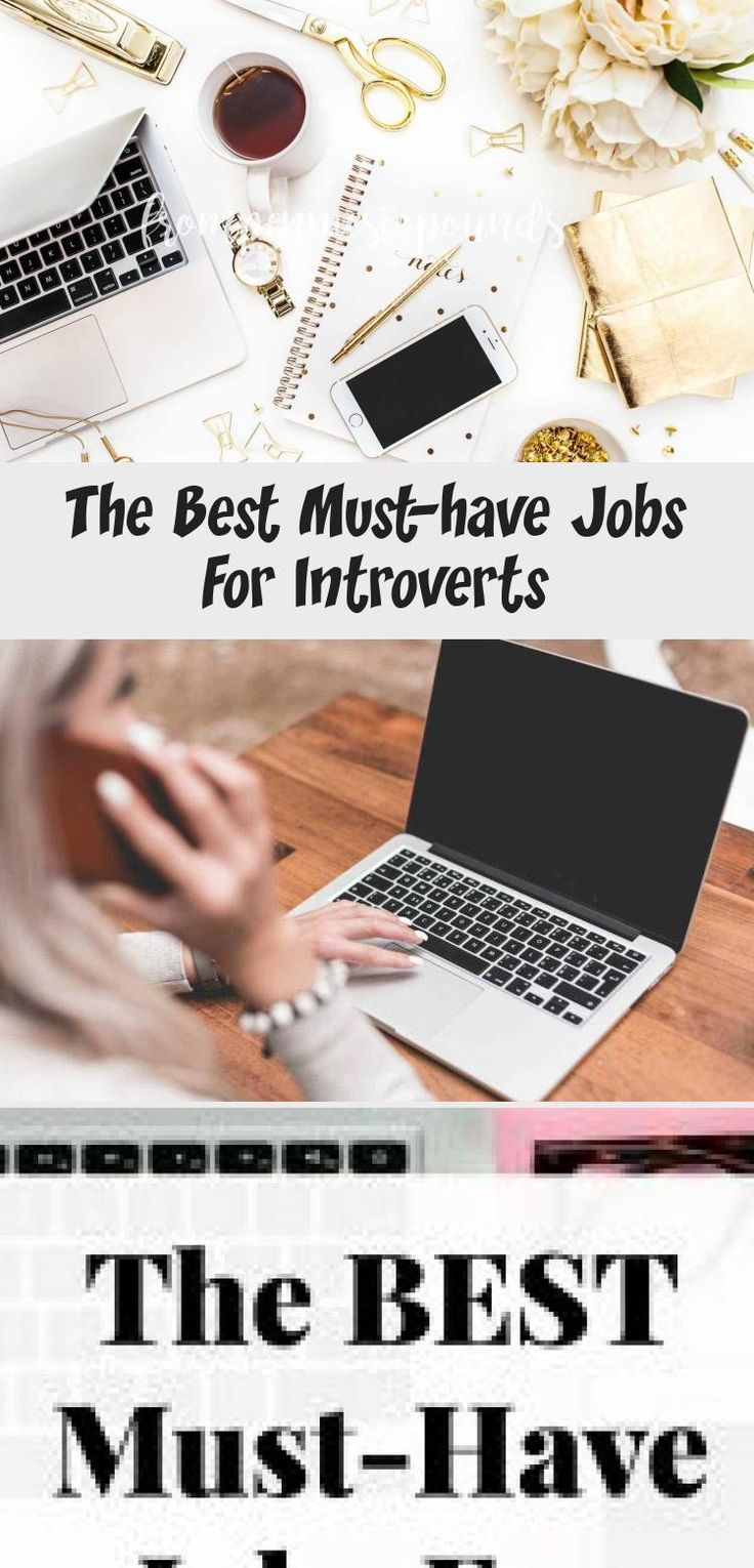 9 best online jobs for introverts. You can find high