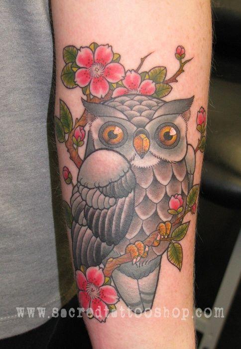 owl tattooTattoo Ideas, Owls Tattoolov, Lil Owls, Art Tattoo, Tattoo Inspiration, Tattoo Design, Tattoo Art, Beautiful Tattoo, Awsome Tattoo