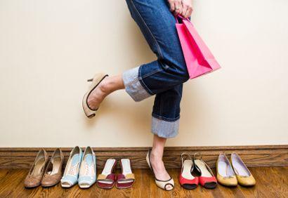 chaussures neuves Mon Astuce Pour les Transformer en Chaussons !
