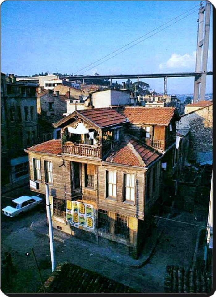 1979 Ortaköy Foto: Ara Güler