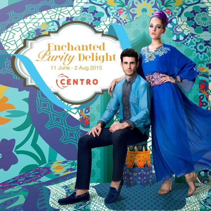 Dapatkan beragam koleksi pakaian muslim dengan model terkini untuk menyambut Hari Raya Idul Fitri 2015 #CentroLebaran