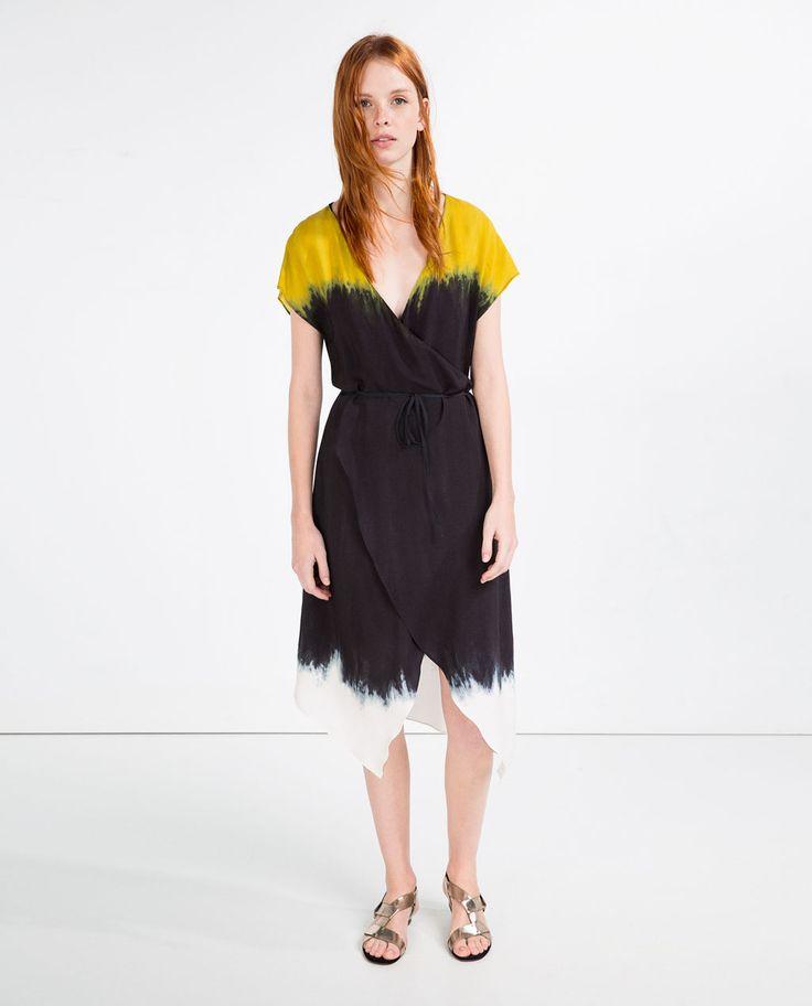 TIE DYE DRESS-View All-DRESSES-WOMAN | ZARA United States