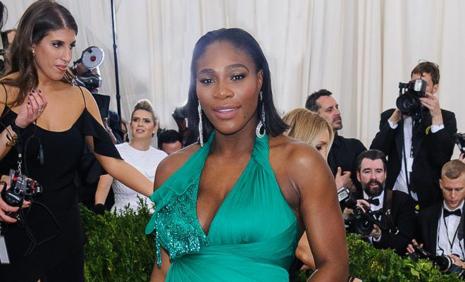 Serena Williams cannot wait to be a mother