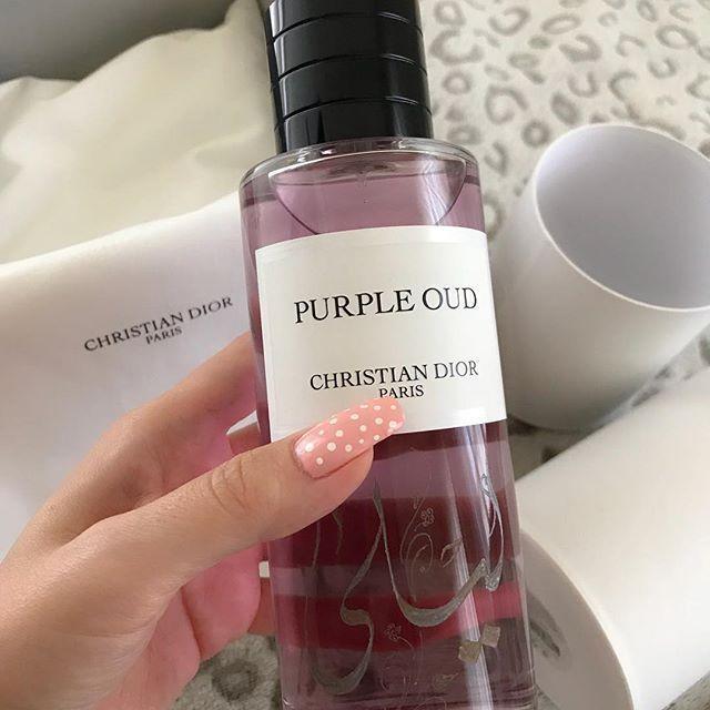 Purple Oud By Dior Eau De Parfum In 2020 Fragrances Perfume
