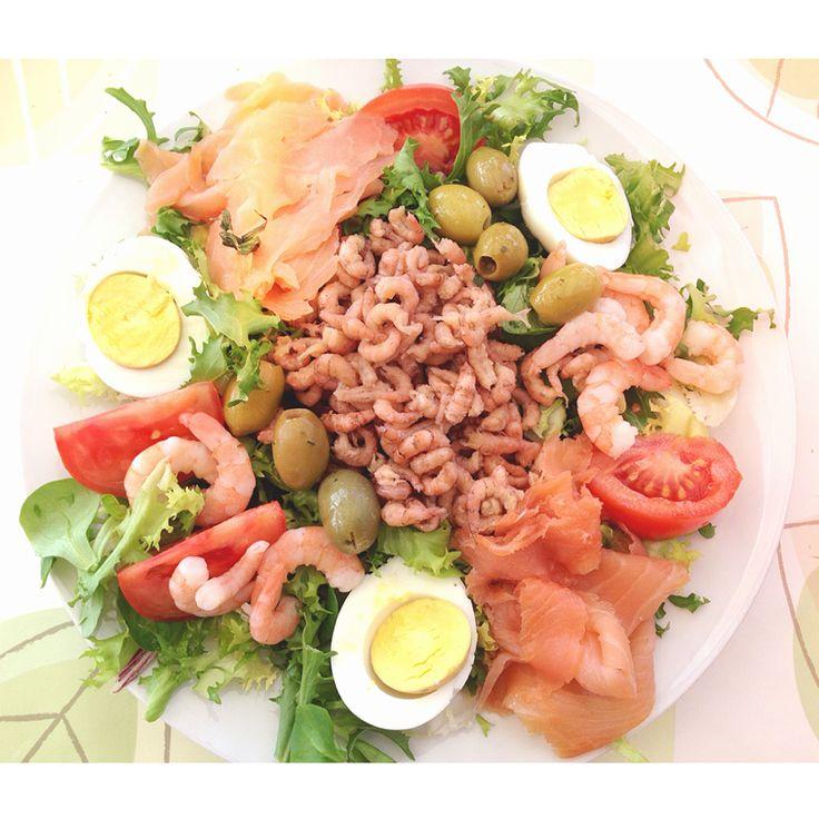 SALADES theFODMAPway: Salads are not boring!