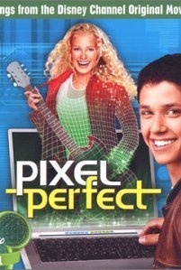 Pixel Perfect. Used to be my favorite Disney movie ever. Now, Disney Channel is ruined.