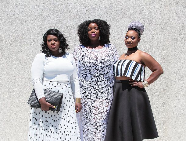 Curvy Girl Style at TheCurvyCon 2016