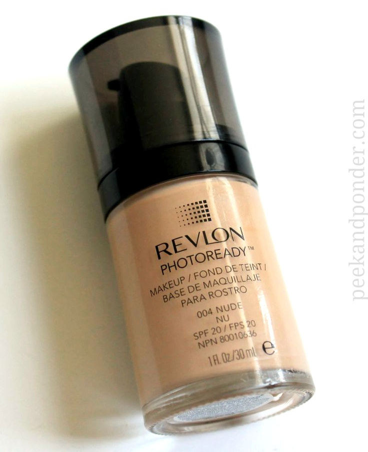 Revlon Photoready Foundation - Such an amazing foundation, and very inexpensive