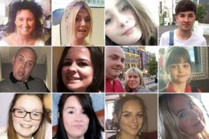 Fundraising Campaign Manchester Bombing victims