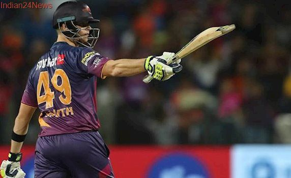 IPL 2017: Who said what on Twitter after Steve Smith's unbeaten 84 in RPS win