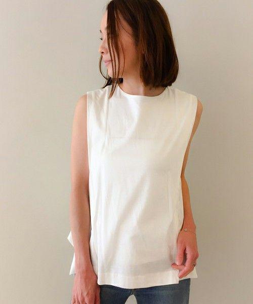 【ZOZOTOWN|送料無料】aquagirl(アクアガール)のTシャツ/カットソー「サイド切り替えカットソー」(129-18553-2016-01)をセール価格で購入できます。