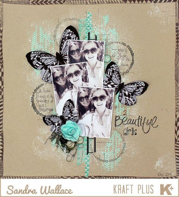online fashion stores list August Challenge  Zentangle Doodling kraft