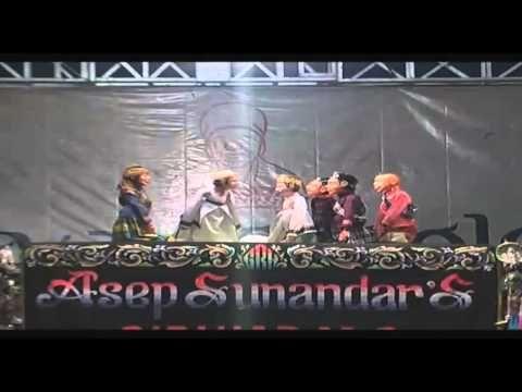 Wayang Golek Maicih Cepot 2 - YouTube