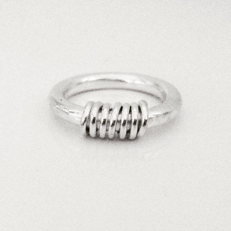 Silver ring 925 #ÅJ