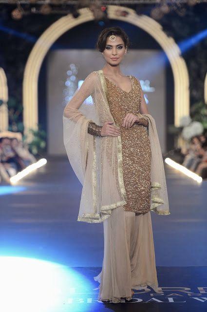 PLBW 2013 - Pakistani Bridal Wear - Sadaf Malaterre
