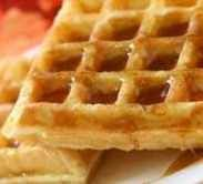 Cinnamon Buttermilk Soy Waffles (Atkins Diet Phase 1 Recipe) | Diet Plan 101