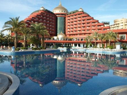 Hotel Delphin Palace #Lara, #Turkije  #HolidayCheck http://www.holidaycheck.nl/hotel-reisinformatie_Hotel+Delphin+Palace-hid_82671.html