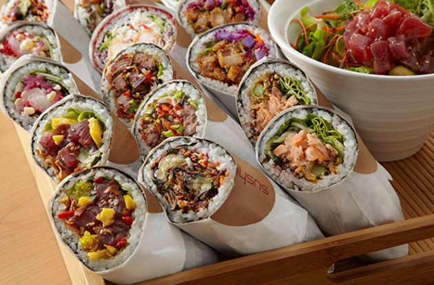 "The original ""sushi burrito"" restaurant is opening their 7th location in San Jose, specifically the Valley Fair food court. They currently h..."