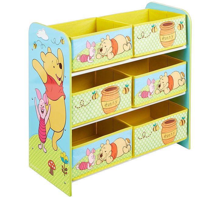 Juguetero Winnie The Pooh. 471WIE, IndalChess.com Tienda de juguetes online y juegos de jardin