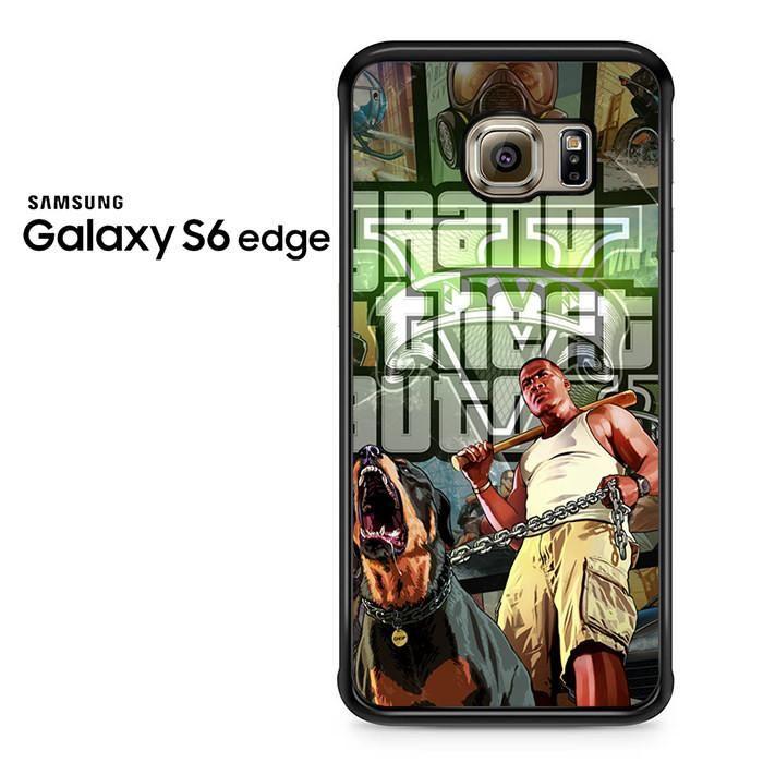 Grand Theft Auto V Rockstar Games Samsung Galaxy S6 Edge Case