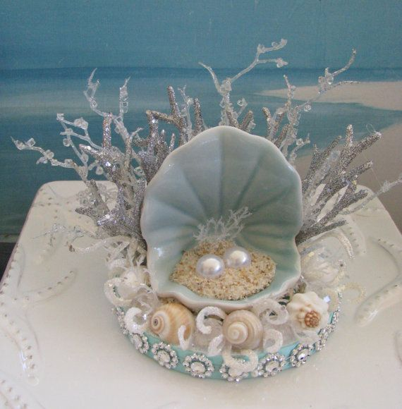 Hey, I found this really awesome Etsy listing at https://www.etsy.com/listing/232641026/elegant-seashell-coral-beach-wedding