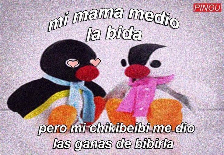 Memes Del Pinguinito Frases De Pinguinos Memes Romanticos Y