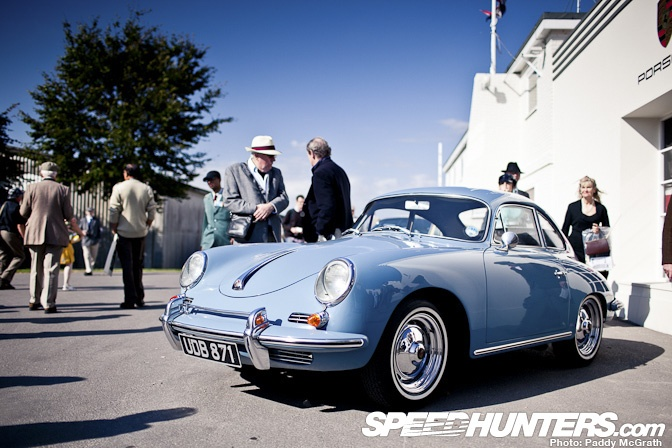 honestly... is there anything more timeless than a vintage porsche?