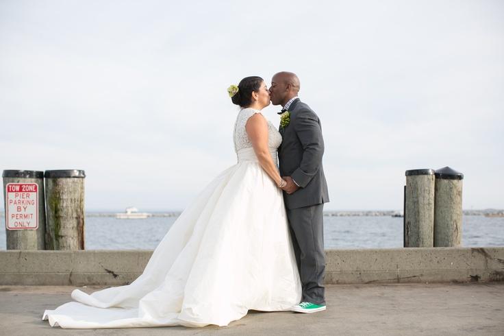Real Cape Cod Wedding