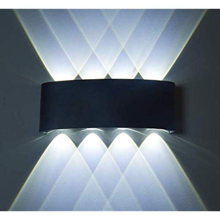 Lampada da Parete Interno ed esterno a LED da 8W