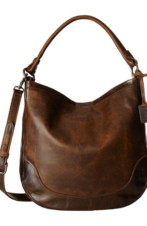 Frye Melissa Hobo (Dark Brown Antique Pull Up) Hobo Handbags - Frye, Melissa Hobo, DB149, Bags and Luggage Handbag Hobo, Hobo, Handbag, Bags and Luggage, Gift - Outfit Ideas And Street Style 2017