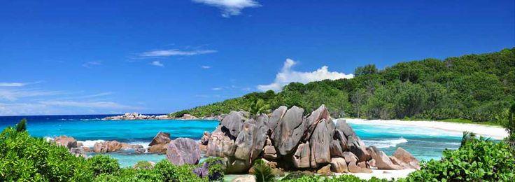Seychelles  - 115 îles à la beauté originelle au milieu de l'océan Indien