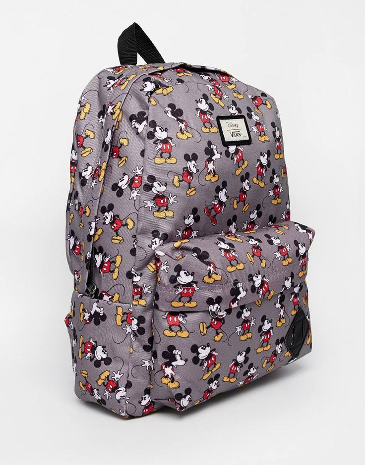 Image 2 - Vans x Disney - Sac à dos motif Mickey Mouse