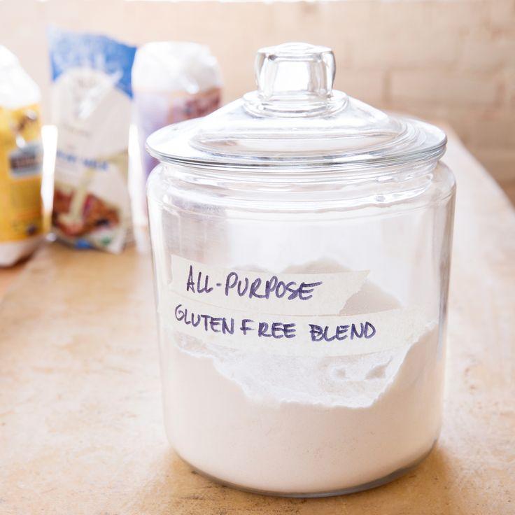 America's Test Kitchen All-Purpose Gluten-Free Flour Blend