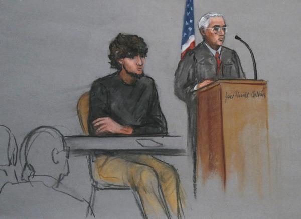 Opening statements in the trial of alleged Boston Marathon bomber Dzhokhar Tsarnaev are set to begin Wednesday. Follow Yahoo News' live coverage from inside the courtroom here.