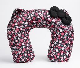 Hello Kitty Travel Pillow: Pattern