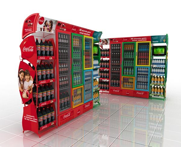 COCA COLA VALUE WALL on Behance