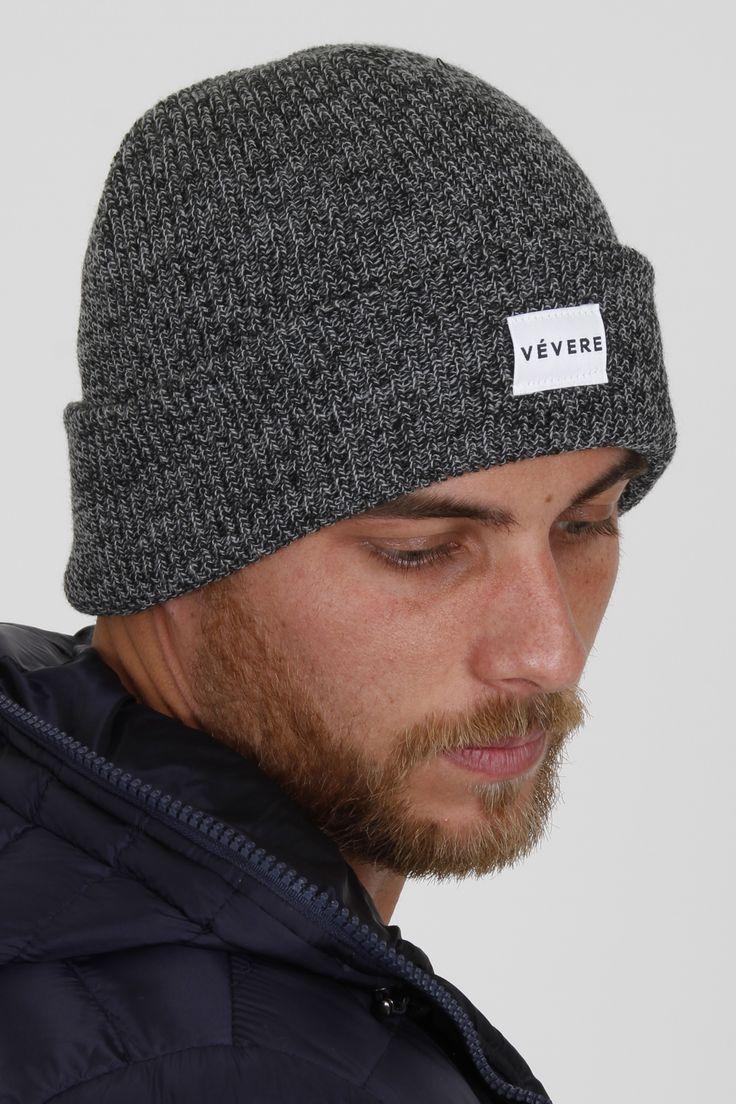 Vevere - Bruges Grey Beanie Hat
